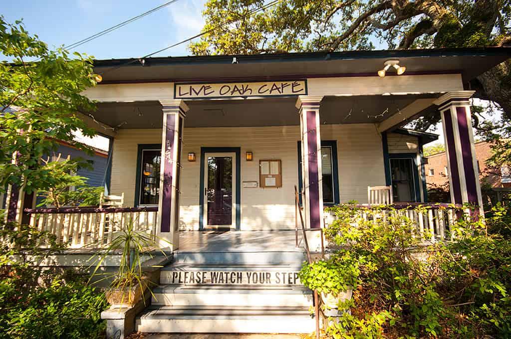 Live Oak Cafe Restaurant