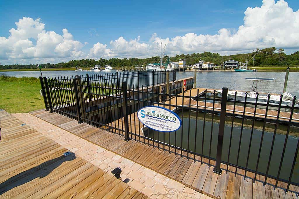Winding River Plantation - Seaside Marina
